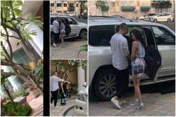 Quỳnh Thư - Doãn Tuấn lộ ảnh 'kè kè' ngay sau khi phủ nhận yêu đương