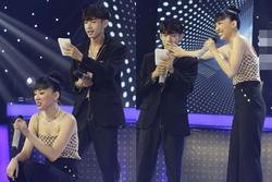 Nhảy đẹp là thế, có ai ngờ Quang Đăng sở hữu giọng hát 'banh nóc'