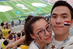 Vợ chồng thiếu gia sòng bạc Macau ly hôn