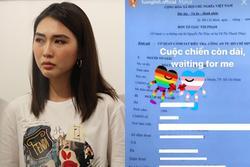 Tường Linh khẳng định 'cuộc chiến còn dài' khi đấu tranh chống tin đồn bán dâm