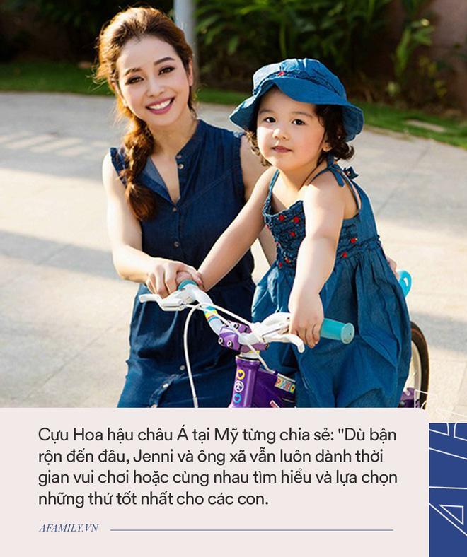 Con gái lớn của Jennifer Phạm: Mới 7 tuổi đã khiến truyền thông náo loạn vì quá xinh-3