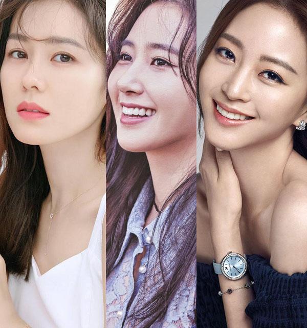 Những tin đồn hẹn hò bí ẩn nhất Kbiz: Son Ye Jin đồng tính, Yoona ngoại tình PSY?-1