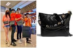 Chất như hội bạn thân Hari Won: Không chỉ diện áo nhóm mà cả túi nhóm giá trăm triệu đồng