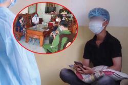 1 bệnh nhân trốn viện từ Đà Nẵng về Quảng Ngãi bị buộc phải cách ly