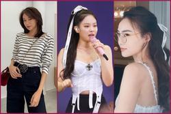 Sao Việt học 'thánh tạo trend' Jennie tái chế ruy băng bỏ đi