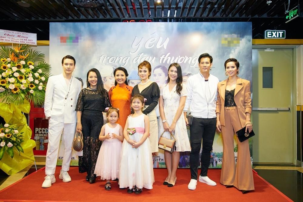 Diễn viên từng ẩu đả với Angela Phương Trinh quay lại màn ảnh