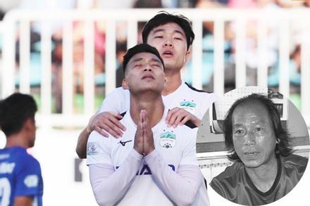 Cầu thủ Văn Thanh tâm sự về người cha vừa qua đời: 'Tôi muốn bố tự hào về thằng Thanh của ông'