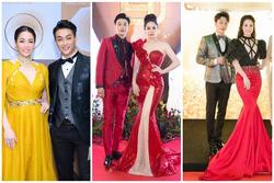 Nhật Kim Anh - Titi nhiều lần diện đồ đôi tình tứ như một cặp
