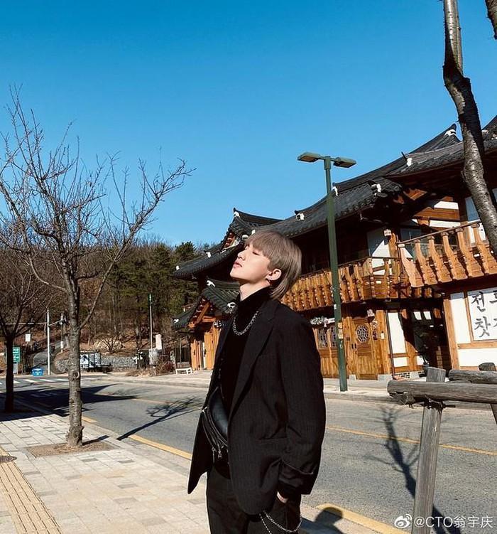 Nam idol Trung Quốc nổi tiếng nhờ ngoại hình giống hệt Lee Kwang Soo-9