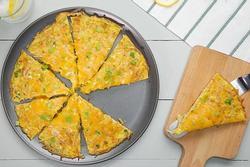 Biến khoai tây thành pizza trong nháy mắt