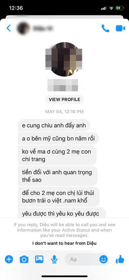 Chồng Trang Trần bật cười khi bị chỉ trích bỏ rơi vợ con tại Việt Nam-2
