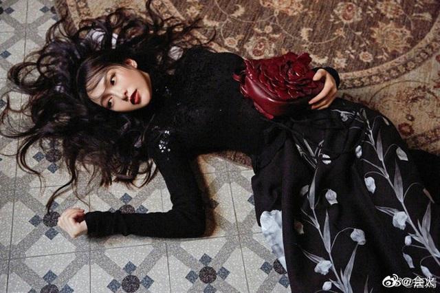 Chồng chụp ảnh Đường Yên đẹp tựa nữ thần, nhìn sang Triệu Lệ Dĩnh mà cười tí ngất-2