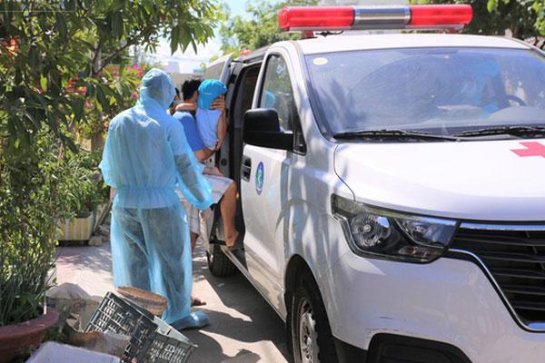 Lịch trình 8 ca Covid-19 mới tại Đà Nẵng: Đi đám tang, đám giỗ, đi chợ và bán trà sữa-1