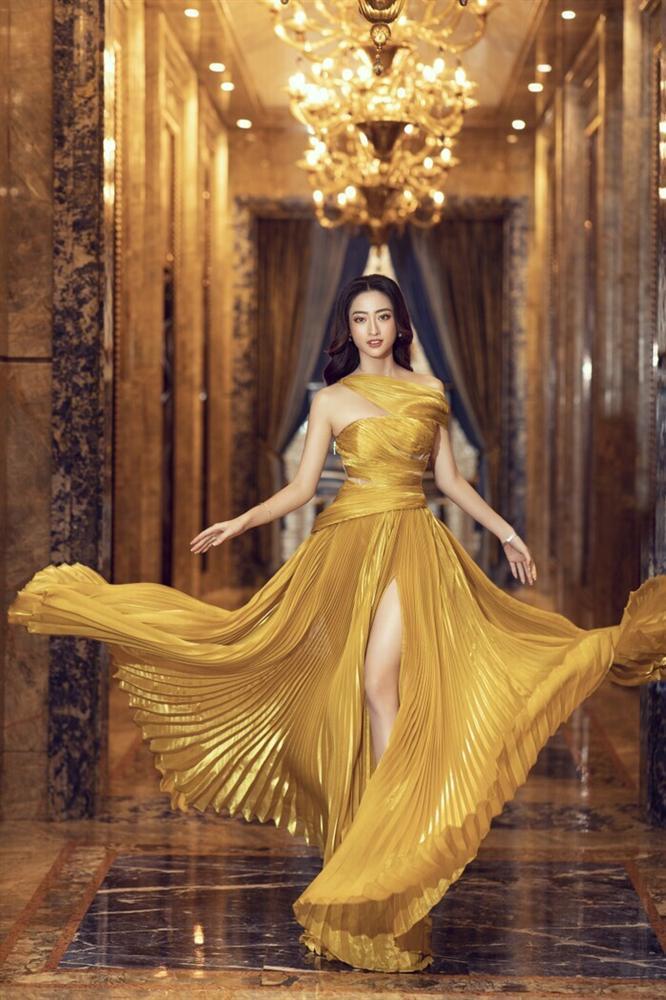 SAO MẶC ĐẸP: Thúy Vân hóa công chúa - Hòa Minzy rực rỡ đúng chất chị đại Hoa dâm bụt-7