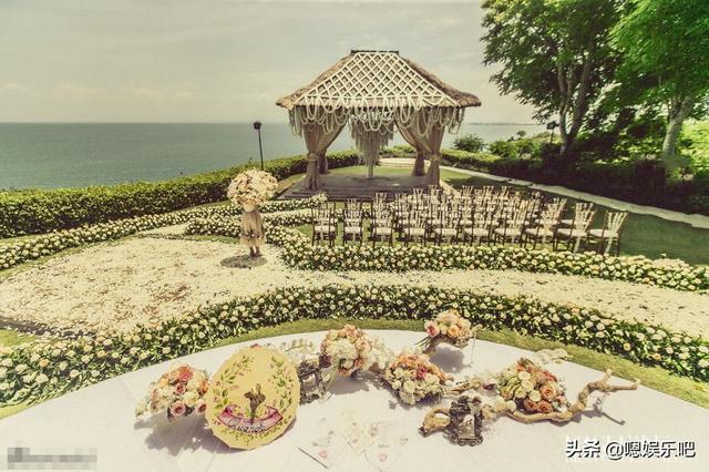 6 đám cưới ngập trong biển hoa bạc tỷ của showbiz Hoa ngữ-20