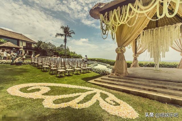 6 đám cưới ngập trong biển hoa bạc tỷ của showbiz Hoa ngữ-22