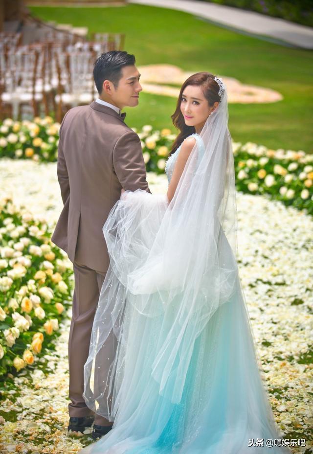 6 đám cưới ngập trong biển hoa bạc tỷ của showbiz Hoa ngữ-24
