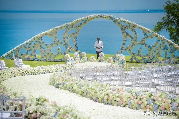 6 đám cưới ngập trong biển hoa bạc tỷ của showbiz Hoa ngữ-4