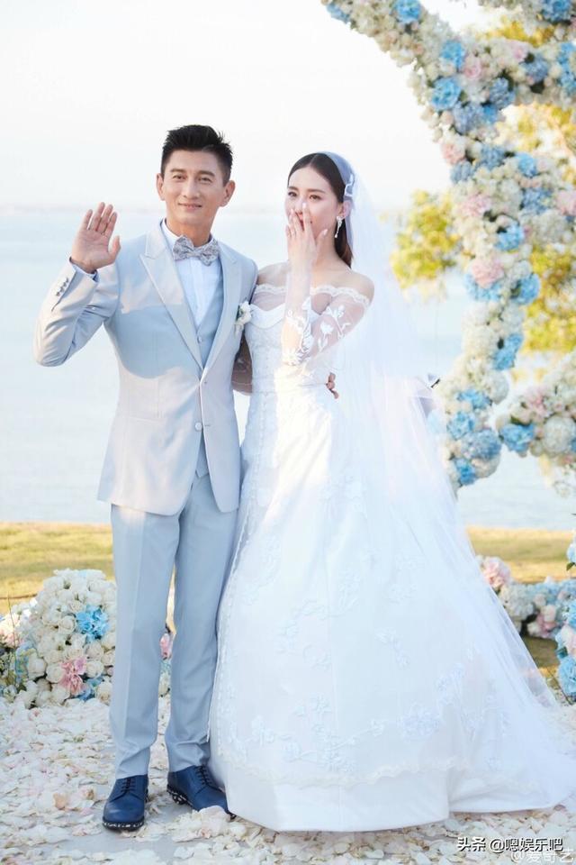6 đám cưới ngập trong biển hoa bạc tỷ của showbiz Hoa ngữ-5