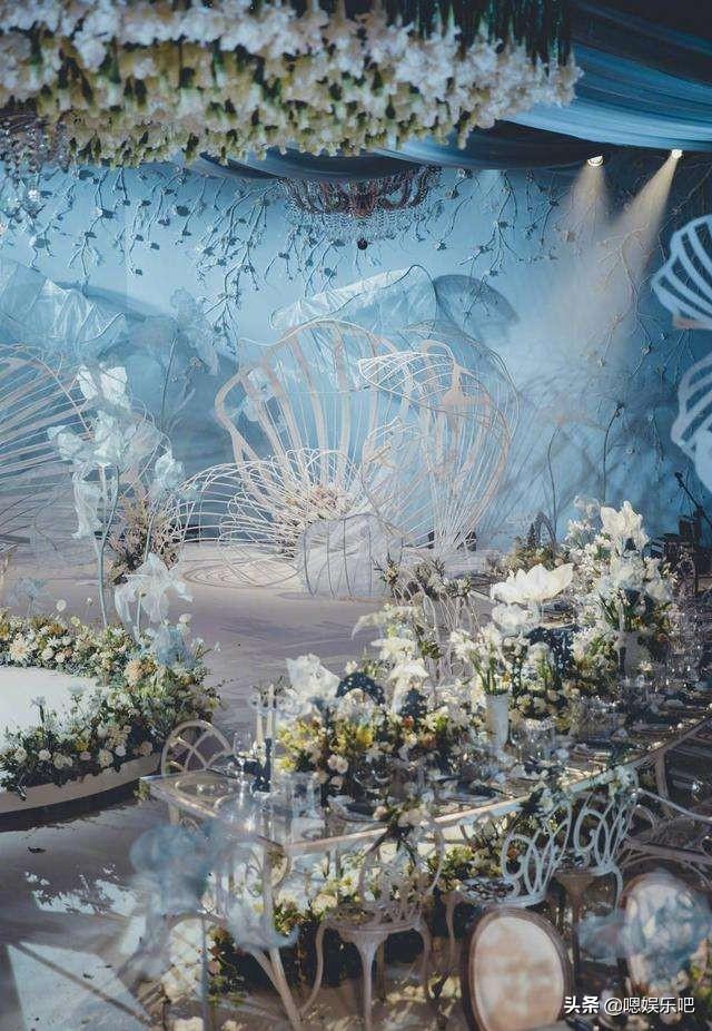 6 đám cưới ngập trong biển hoa bạc tỷ của showbiz Hoa ngữ-7