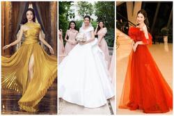SAO MẶC ĐẸP: Thúy Vân hóa công chúa - Hòa Minzy rực rỡ đúng chất chị đại 'Hoa dâm bụt'