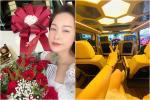 Nhật Kim Anh tươi rói đi tậu xế mới mặc đấu tố ngoại tình
