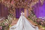 6 đám cưới ngập trong biển hoa bạc tỷ của showbiz Hoa ngữ