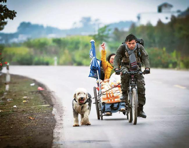 Cái kết đẹp của cặp đôi gây xôn xao MXH 5 năm trước với hành trình ngàn dặm hình trái tim đưa bạn gái khuyết tật đi khắp Trung Quốc-4