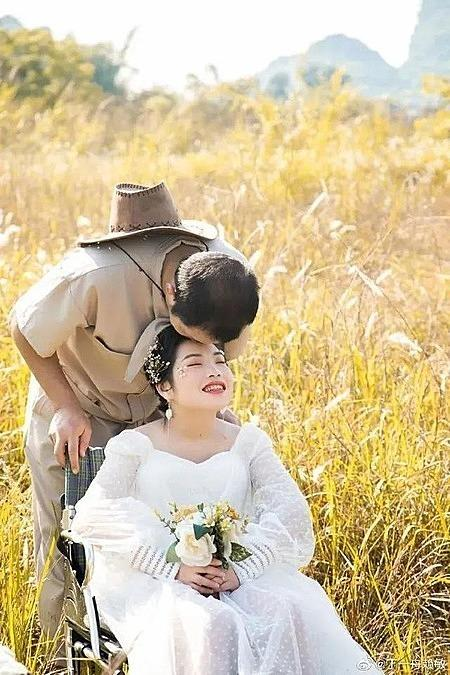 Cái kết đẹp của cặp đôi gây xôn xao MXH 5 năm trước với hành trình ngàn dặm hình trái tim đưa bạn gái khuyết tật đi khắp Trung Quốc-7