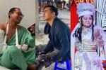 Sao Việt liên tiếp gặp tai nạn: Huỳnh Đông gãy tay, Thanh Bình vỡ sụn gối