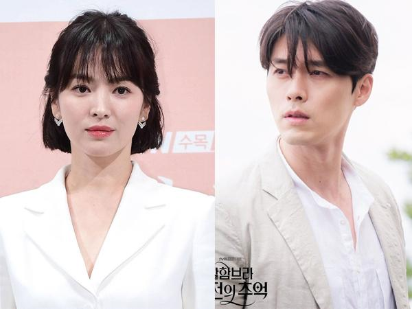 Lộ bằng chứng Hyun Bin và Song Hye Kyo đã dọn về sống chung?-1
