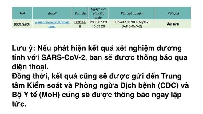 Sao Việt chủ động xét nghiệm Covid-19, nâng cao ý thức tự cách ly-4