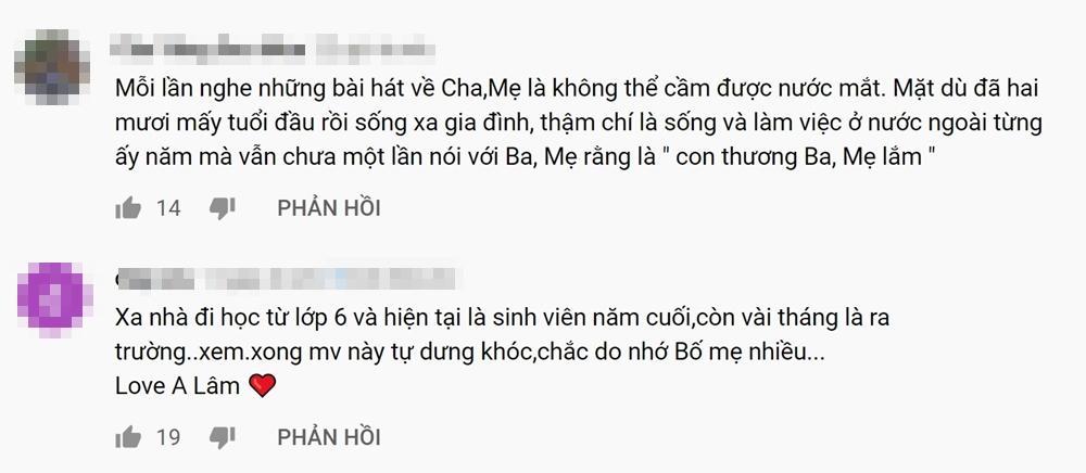 Khán giả tràn vào Youtube xem MV mới mà cũ của Hoài Lâm vì quá cảm xúc-8