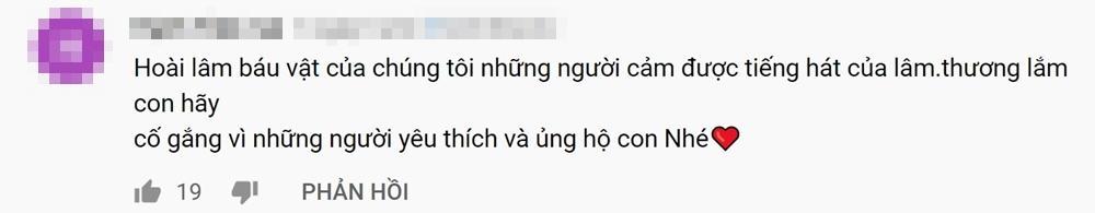 Khán giả tràn vào Youtube xem MV mới mà cũ của Hoài Lâm vì quá cảm xúc-10