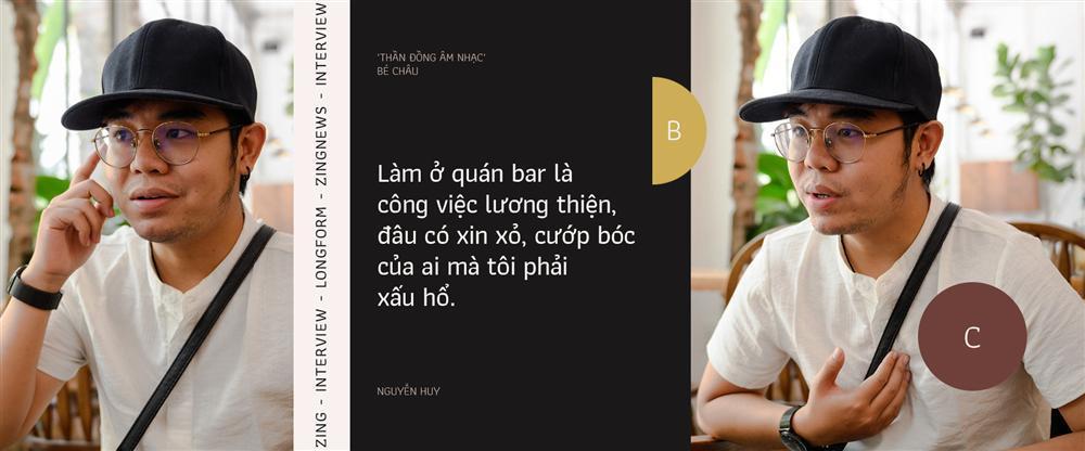Thần đồng âm nhạc bé Châu: Tôi làm nhân viên quán bar để mưu sinh-2