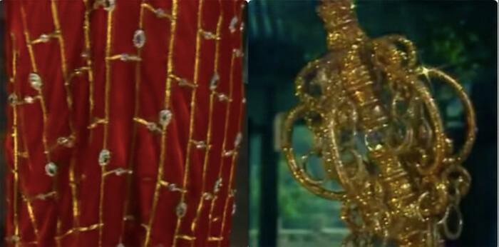 Bí ẩn Tây Du Ký: Áo cà sa và tích trượng của Đường Tăng thực ra là pháp bảo đầy quyền năng?-1