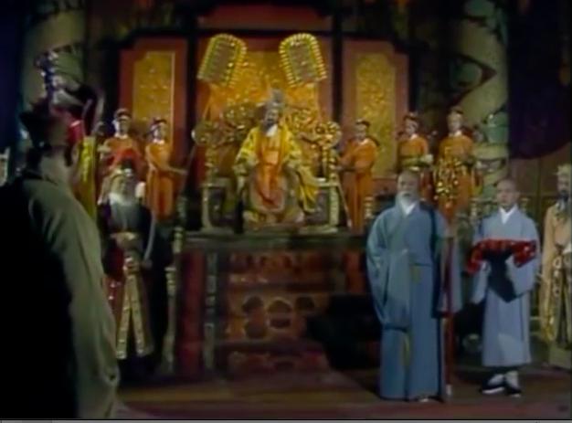 Bí ẩn Tây Du Ký: Áo cà sa và tích trượng của Đường Tăng thực ra là pháp bảo đầy quyền năng?-3