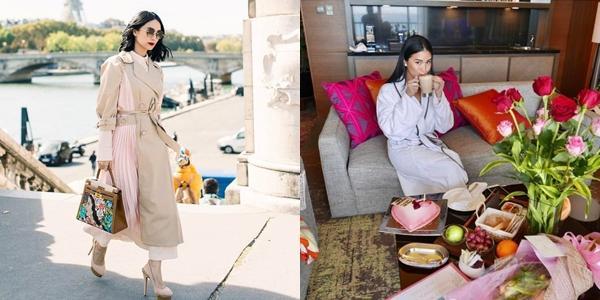 Cuộc sống đẳng cấp của bạn thân Hà Tăng: Làm vợ chính trị gia, sở hữu kho đồ hiệu khủng-3