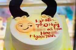 Đặt bánh gato kỉ niệm ngày chồng và bạn thân ngoại tình, đòn ghen 'cao thủ' của cô vợ khiến chị em 'ngả nón'