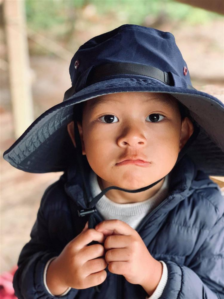 Trang trại lộng gió ở quê của gia đình Lý Hải - Minh Hà-4