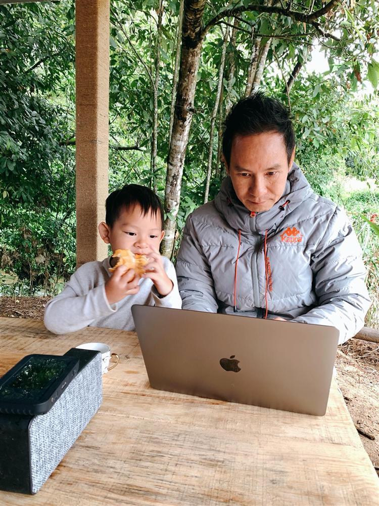 Trang trại lộng gió ở quê của gia đình Lý Hải - Minh Hà-9