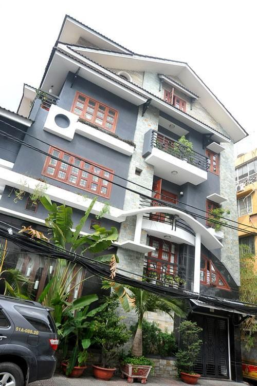 Trang trại lộng gió ở quê của gia đình Lý Hải - Minh Hà-11