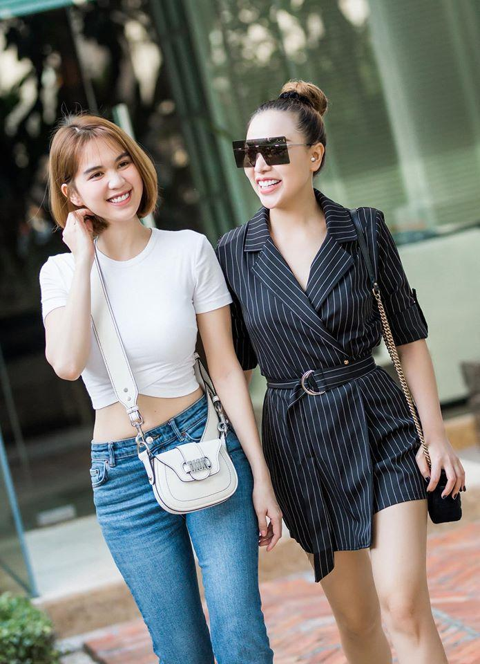 Ngọc Trinh tự nhận bất tài, Quỳnh Thư vẫn khen bạn thân nức nở-2