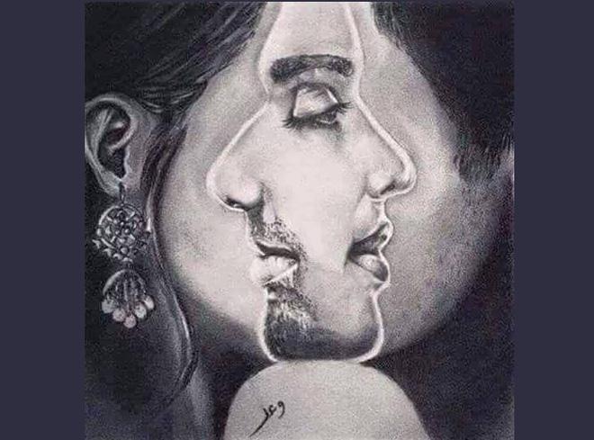 Bạn thấy khuôn mặt đàn ông hay phụ nữ: Chọn và xem đáp án-1