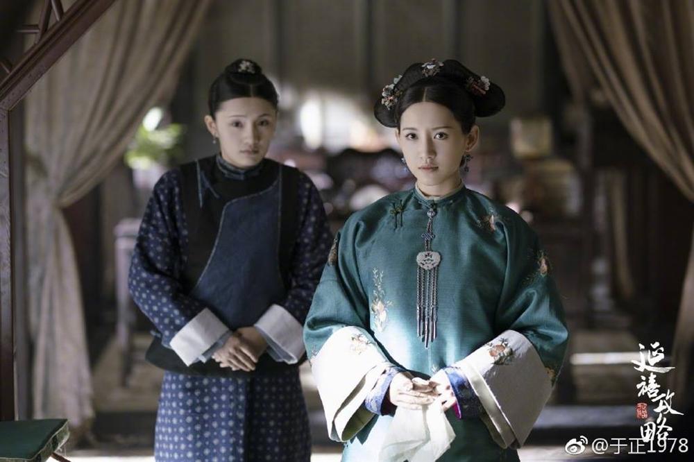 Những em gái trà xanh bên ngoài ngây thơ bên trong thủ đoạn của màn ảnh Hoa ngữ-10
