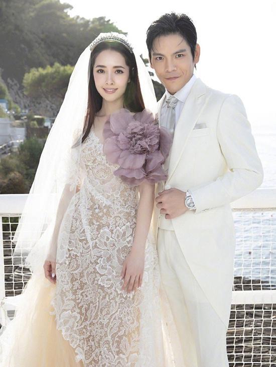 So kè nhan sắc những nàng dâu hào môn của làng giải trí Hoa ngữ-27