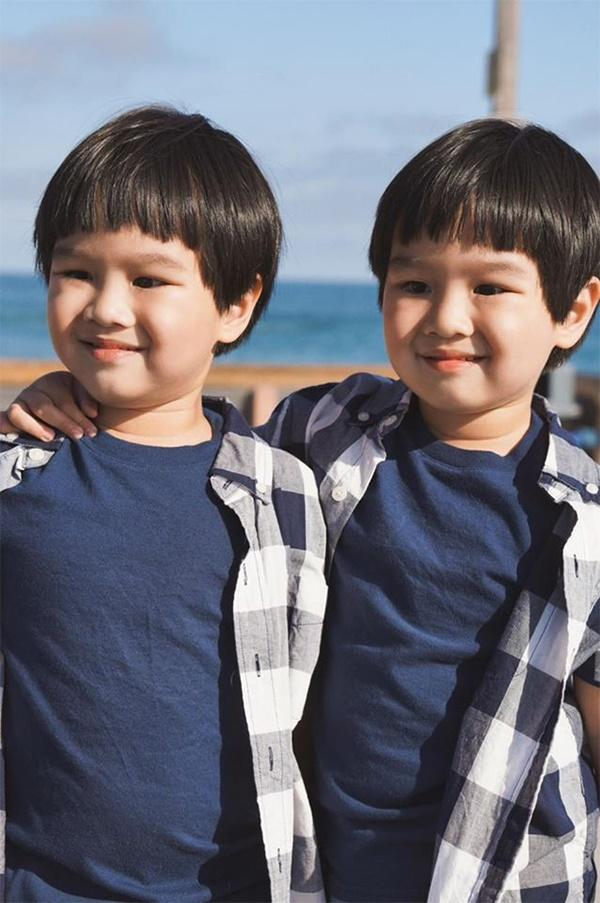 5 sao Việt sinh đôi: Người thuê 3 giúp việc, người lấy đại gia lại mất ngủ vì chăm con-4
