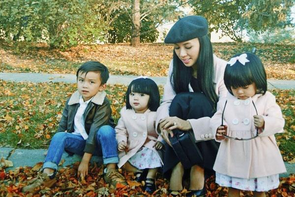 5 sao Việt sinh đôi: Người thuê 3 giúp việc, người lấy đại gia lại mất ngủ vì chăm con-8