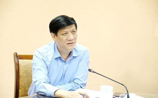 GS Nguyễn Thanh Long: Không được bỏ sót các trường hợp nghi ngờ vì 40% ca bệnh Covid-19 không có triệu chứng-1