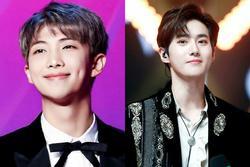 RM BTS, Suho EXO và những thủ lĩnh tuyệt vời nhất giới Idols khắc nghiệt